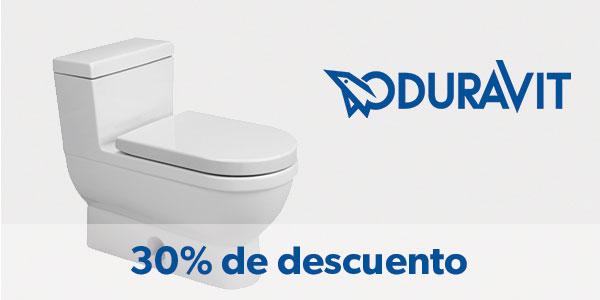 Promoción Duravit 30%