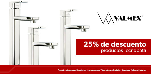 valmex 25% de descuento