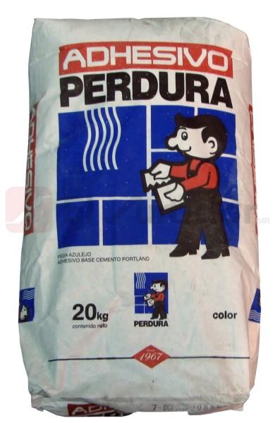 25%, Descuento en adhesivos blancos de la marca Perdura.